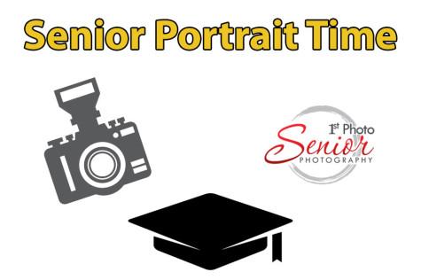 Senior Portrait sign-ups end Aug. 26
