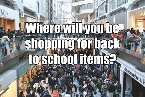 Students hit stores for back-to-school shopping sales this weekend