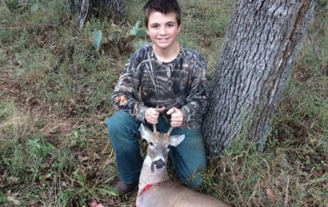 Students enjoy hunting despite the controversy surrounding it