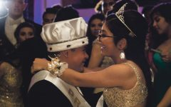 Students dance through the night at Prom