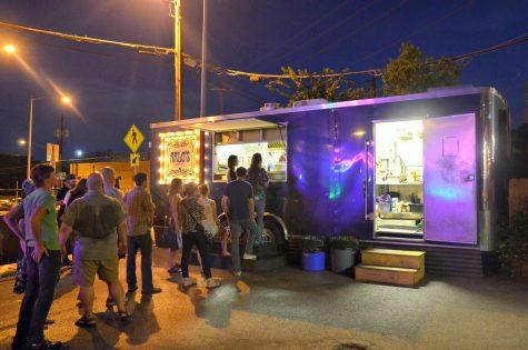 Interesting food trucks deliver creative new items
