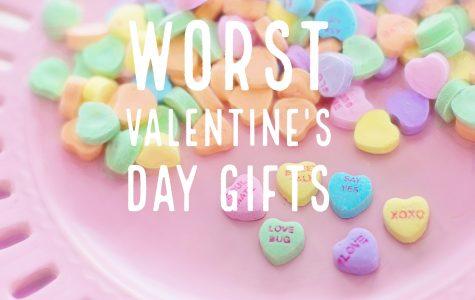 Worst Valentine's Day Gifts
