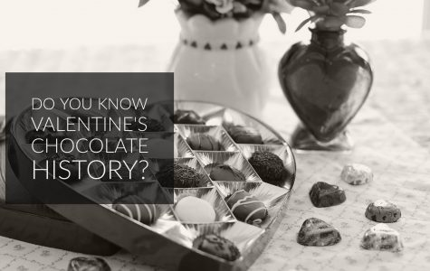 Do you know the history of Valentine's Day famous chocolates?
