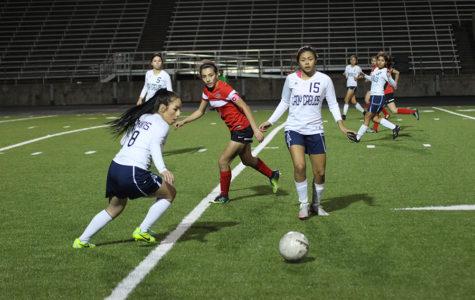 Girls soccer team struggles after good preseason