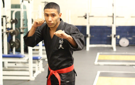 Bullied student was inspired to learn martial arts
