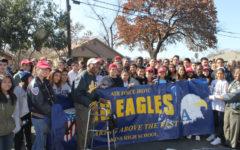 Campus community mourns death, celebrates life of W. Charles Akins, school namesake