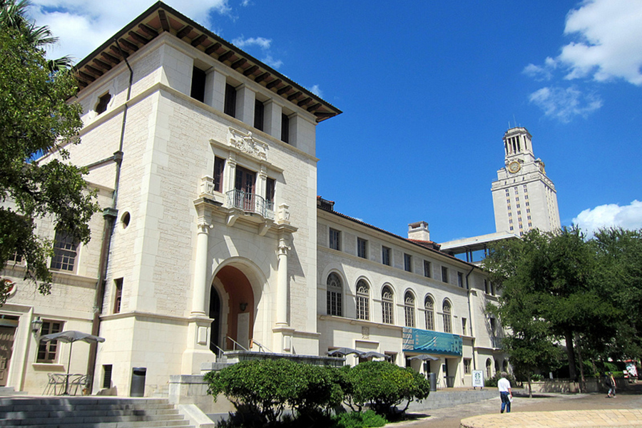 The+University+of+Texas+at+Austin+is+one+campus+that+students+can+spend+time+over+the+summer+to+get+used+to+the+experience+of+attending+college.+