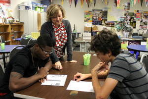 College advisor opens pathway to higher education