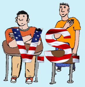 Students views on respect towards the United States flag