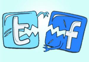 Social media change brings rivalry between users