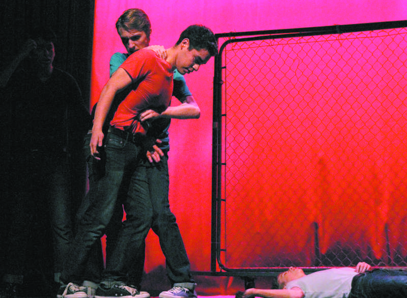 Musical highlights 1950's racial tensions