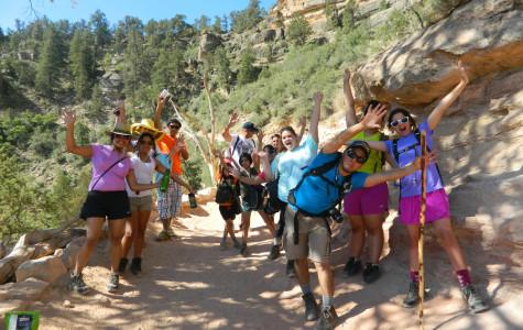 Grand Canyon field trip (Summer 2013)