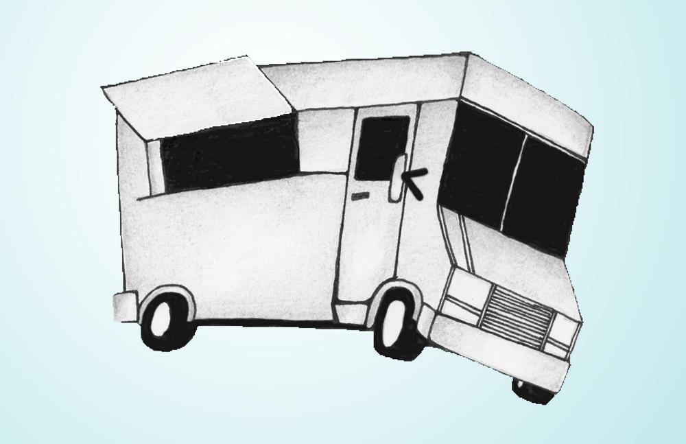 Food truck puts spin on common lunch cuisine