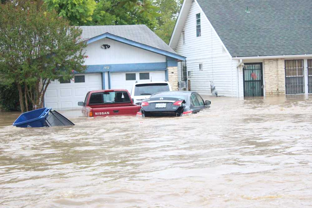 Student Support Services assist flood victims