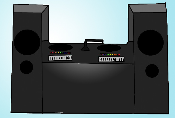 Akins receives free DJ booth and photo booth for 2014 prom