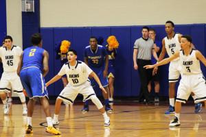 Boys basketball advances to next round of playoffs