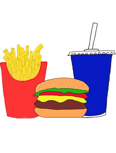 fast food negative effects Learn about fast food effects on your different body systems  eating foods that  contain it can increase your ldl(bad) cholesterol, lower hdl.