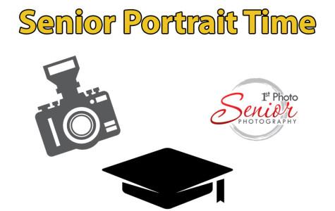 Senior Portrait sign-up ends Aug. 25