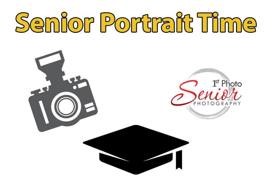 Senior portraits begin this week