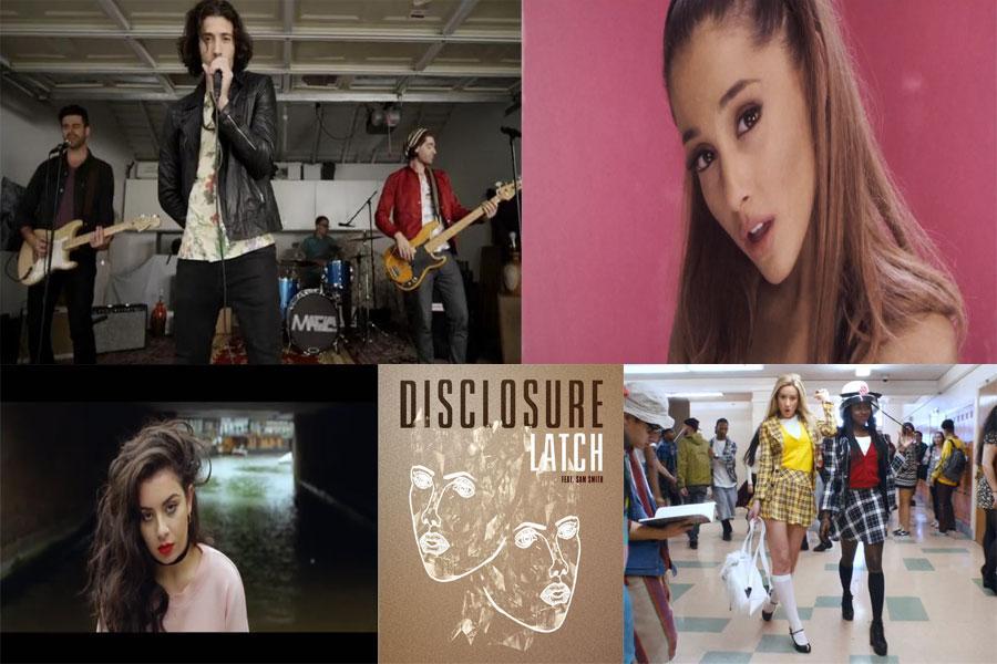 Top Songs of Summer 2014