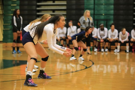 Volleyball team fights to overcome challenges