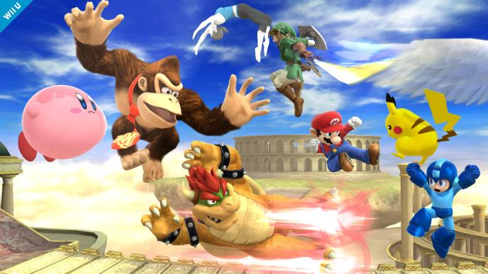 Players+will+soon+experience+Super+Smash+Bros.+for+Wii+U+in+HD+for+the+first+time+in+the+series.+The+game+will+be+released+on+November+21%2C+2014+in+North+America.+