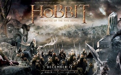 Final Hobbit film in the trilogy to premier this week