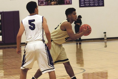 Boys basketball takes on new district