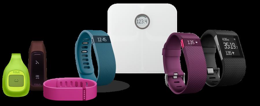 Fitbit records health data