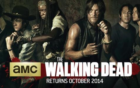 Fans crave suspenseful fifth season of Walking Dead