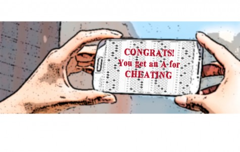 Cheating doesn't give the answer but causes the problem