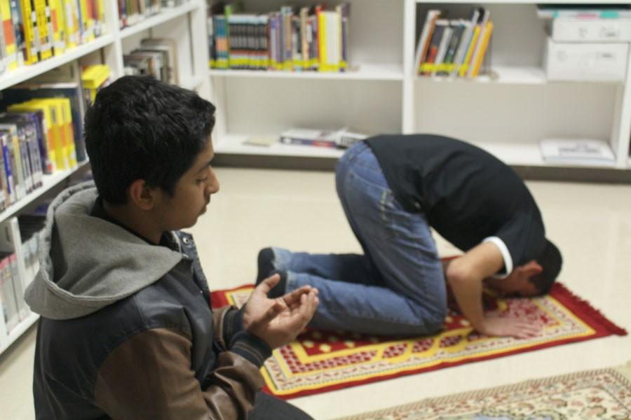 Prayer room provides freedom of religion – The Eagle's Eye