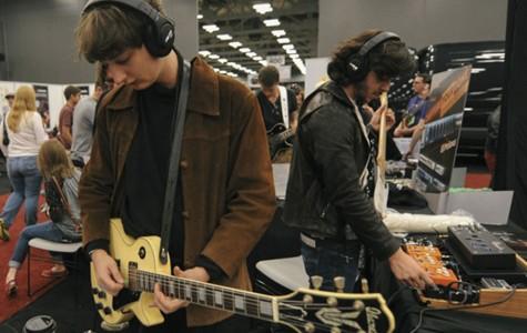 SXSW Music Gear Expo