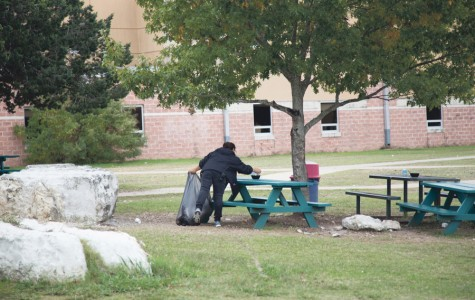 Concerns rise as campus appearance deteriorates