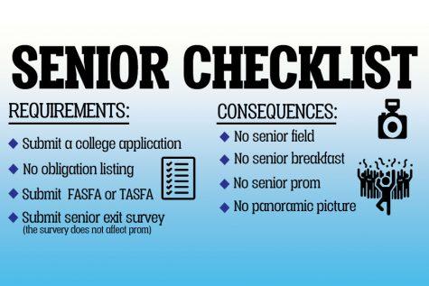 Demands increase on senior exit form