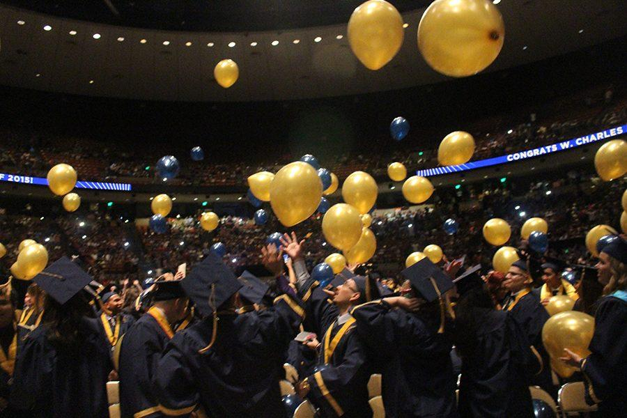 Akins graduation will be held Saturday at 9 a.m. at the Frank Erwin Center