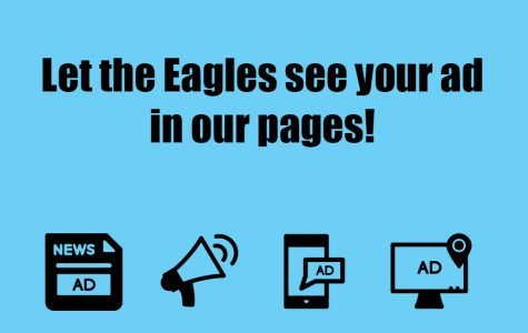 Advertising info, rates for The Eagle's Eye 2017 – 2018