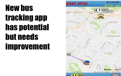 New bus tracking app with easy, safe information