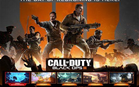 Black ops 3 Final DLC: Salvation