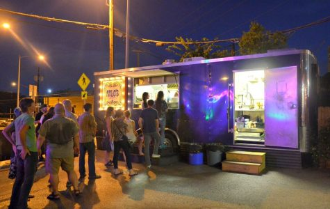 Interesting food trucks deliver creative new items