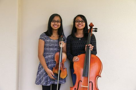Juniors Alyssa and Alison Paasol make it to state UIL for orchestra