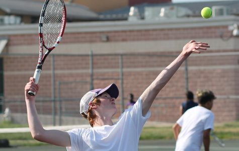 Tennis players win most individual matches in school history
