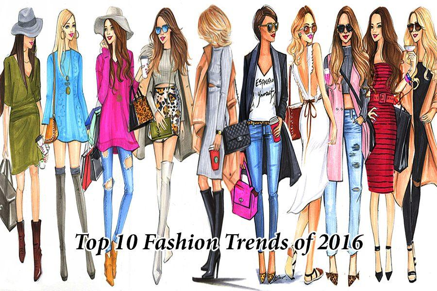 The Eagles Eye showcases top fashion trends of 2016