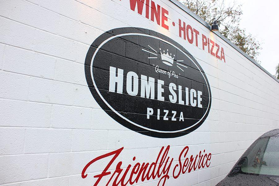 Home Slice Pizza offers customers to feel as if they are in New York.