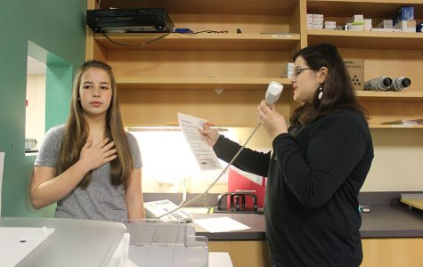 Freshmen become the voices of campus announcements