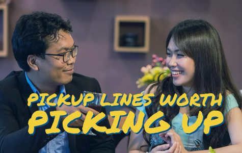 Pickup lines worth picking up