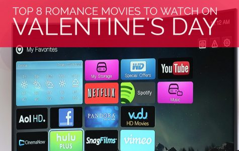Top 8 Romance Movies To Watch Over Valentine's Day