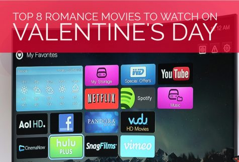 Top 8 Romance Movies To Watch Over Valentine