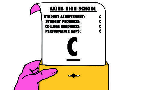 Rating system imposed by the state stigmatizes schools