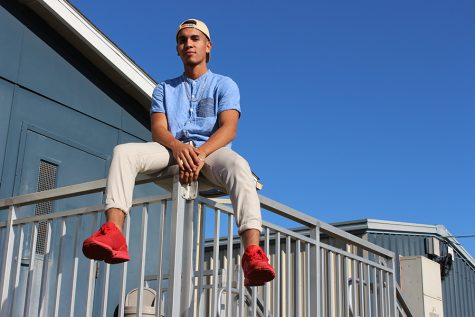 Student raps his way into dowtown Austin gigs